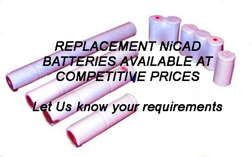 NiCad Batteries