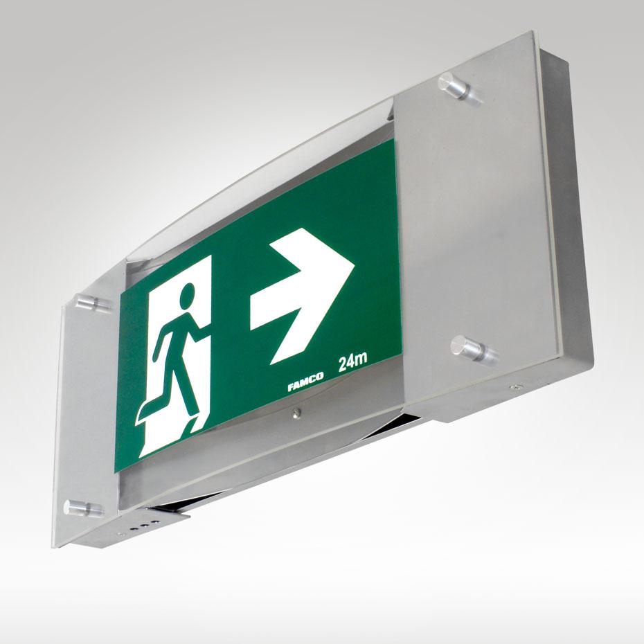 LED Premium Exit